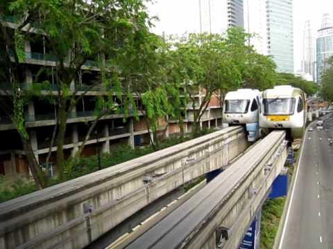 Kuala Lumpur: KL Monorail (I)
