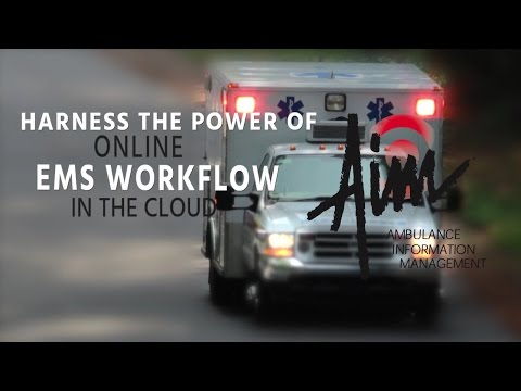 AIM Online EMS Workflow: Dispatch, ePCR, Billing & Billing Services