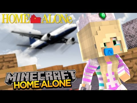 Minecraft - Donut the Dog Adventures -BABY LEAH IS LEFT HOME ALONE!!!!