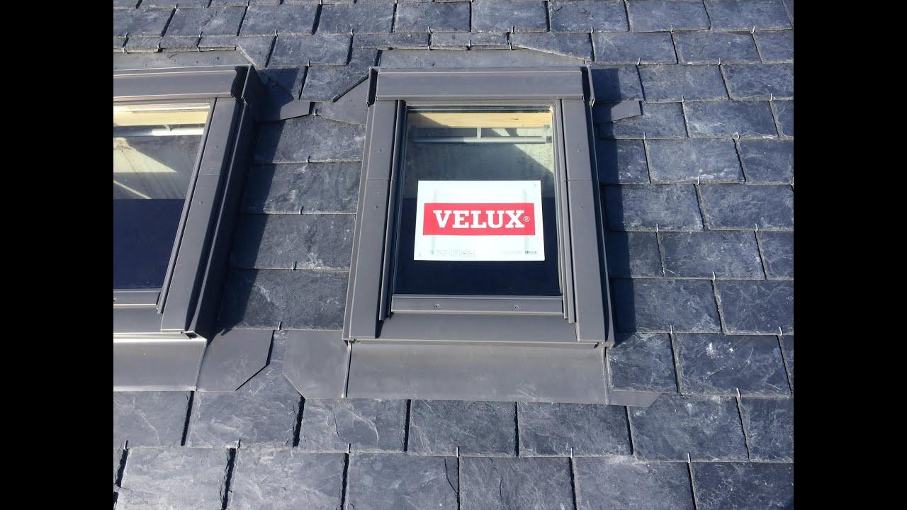 Video tutorial montaje de ventana en tejado de pizarra - Tejado de pizarra ...