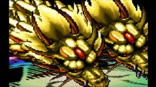 Suikoden 050 Final Boss Barbarossa And The Three Heads