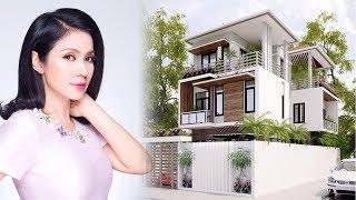 Cận cảnh biệt thự hoành tráng của 'Người Đẹp Tây Đô' Việt Trinh - TIN TỨC 24H TV