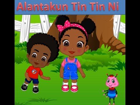Alantakun Tin Tin ni/ Itsy Bitsy Spider (Yoruba/ Nigerian Language) thumbnail