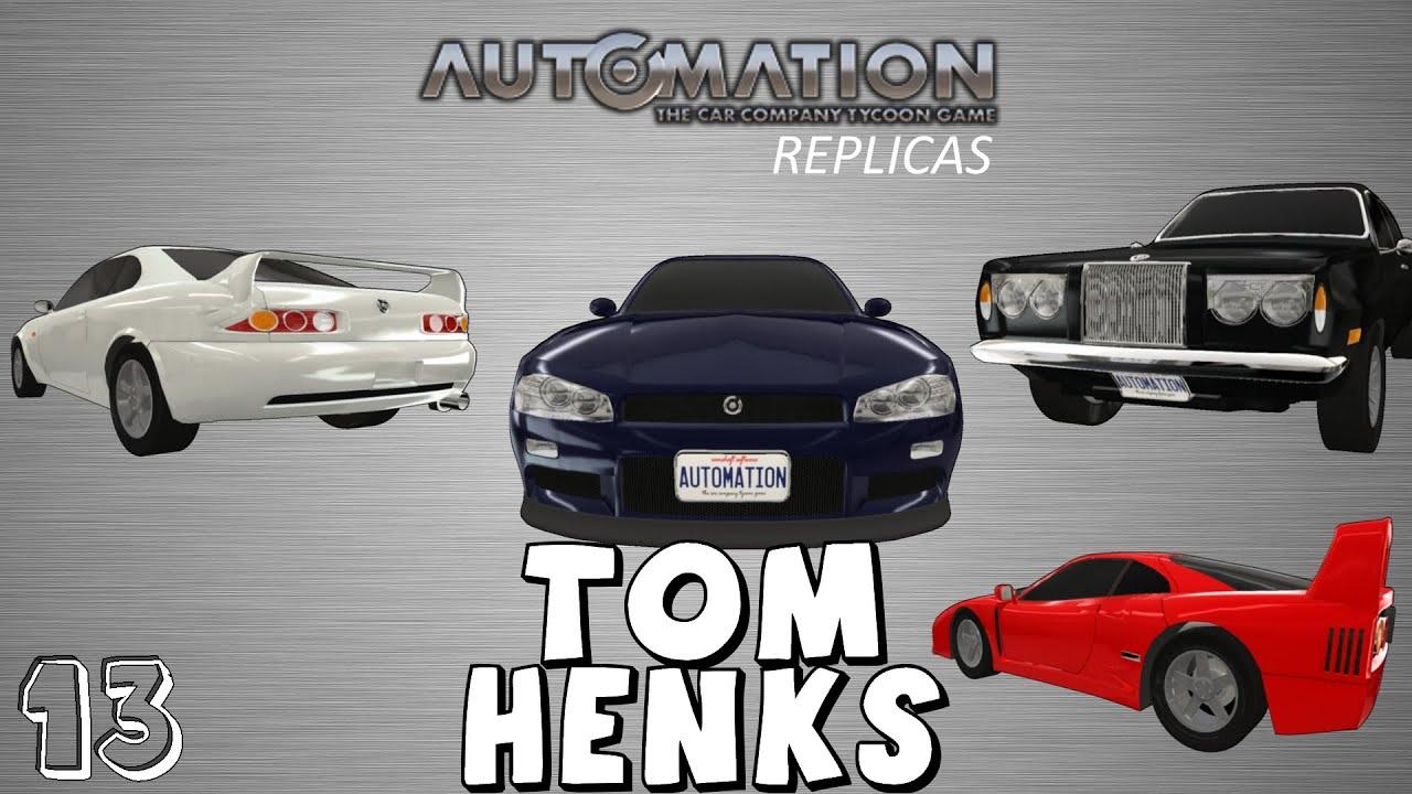 Automation [Ep. 13] - Building a 2014 Jaguar XF replica - YouTube