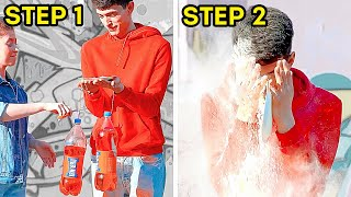 🔥 CRAZY PRANKS to play on your friends or at school