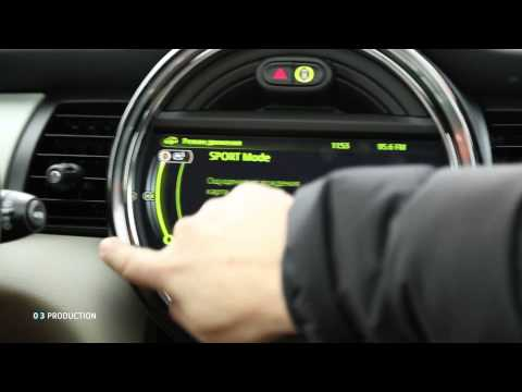 Mini Cooper S 5d - Большой тест-драйв (видеоверсия) / Big Test Drive