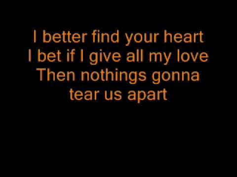 Drake-Find Your Love (Lyrics on screen)