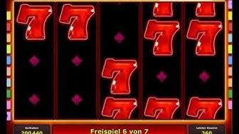 Amazing Sevens kostenlos spielen - Novomatic / Novoline