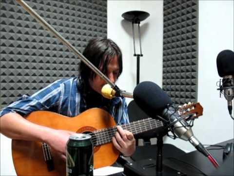 Adnan Saran (bend Skroz) uzivo na Radio Sarajevo