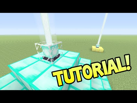 Minecraft (Xbox 360/PS3) - TU19 UPDATE! - HOW TO USE BEACONS - EASY TUTORIAL