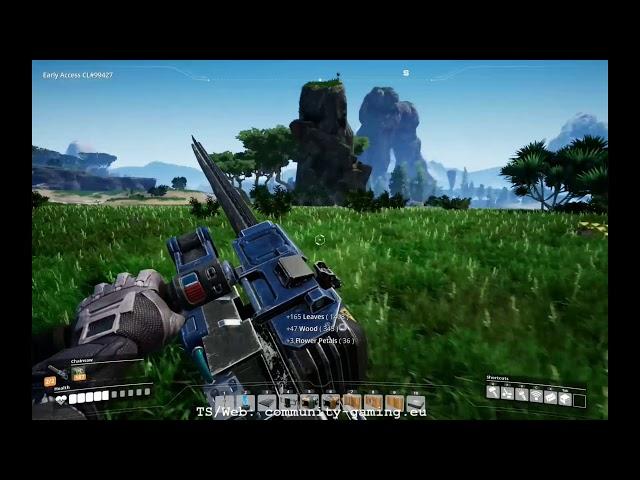 Natur-Rodung für Bio-Fuel | Folge #009 | Let's Play Satisfactory