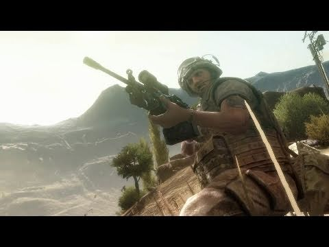 Operation Flashpoint: Red River - Exclusive Entry Into Tajikistan In-Game Trailer | HD