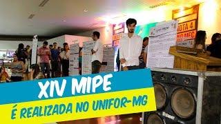 XIV MIPE – MOSTRA INTEGRADA DE PESQUISA E EXTENSÃO É REALIZADA NO UNIFOR-MG
