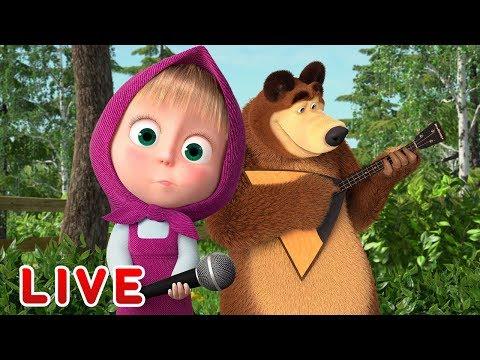 Музыка из мультика маша и медведь минус