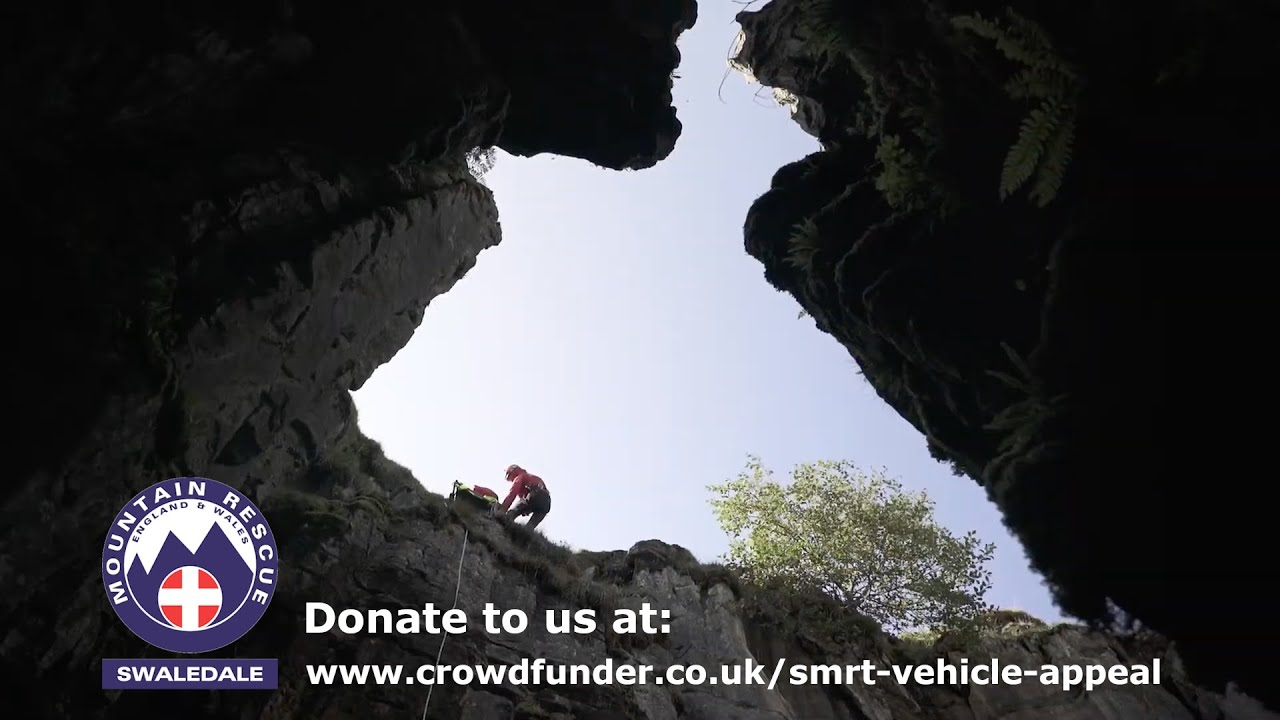 Swaledale mountain rescue vehicle appeal