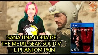 Gana una copia de Metal Gear Solid V: The Phantom Pain !