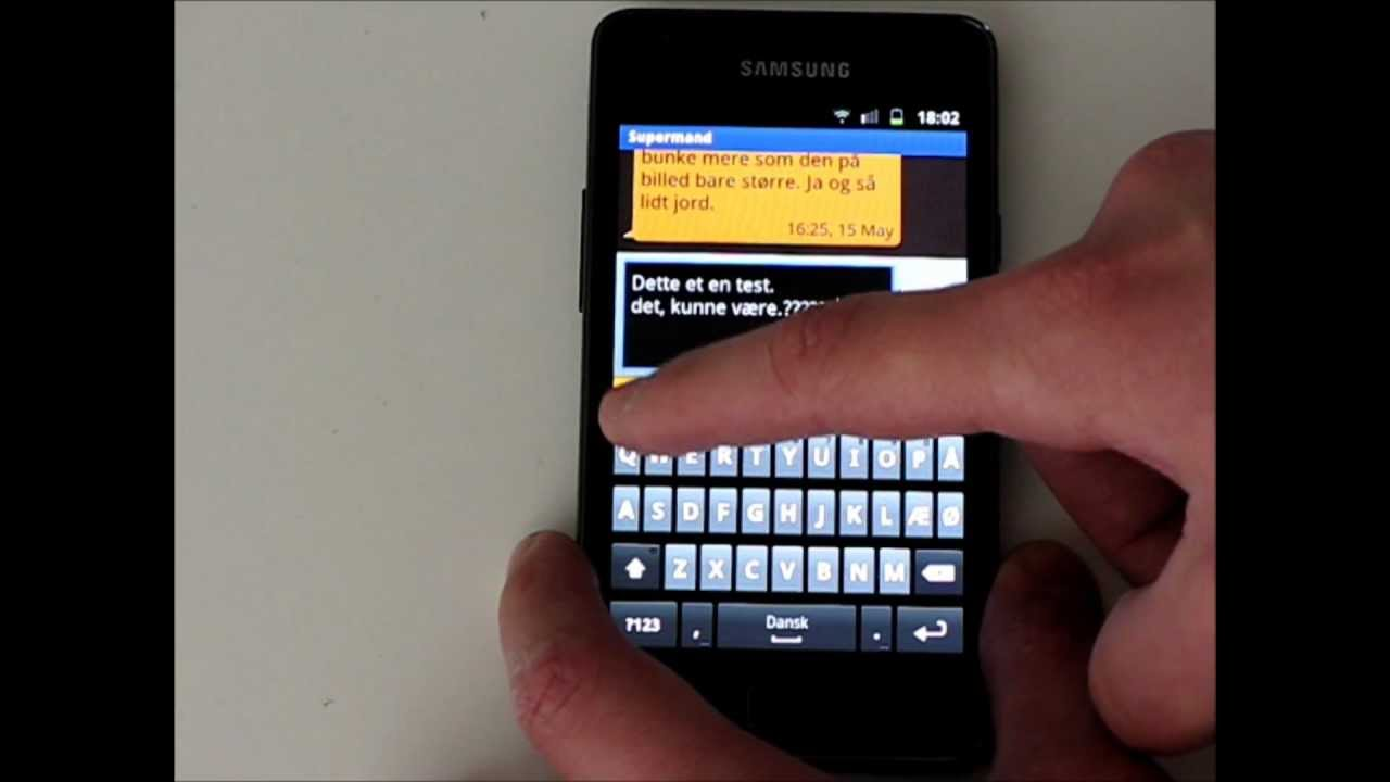 Samsung galaxy s2 keyboard and messaging youtube samsung galaxy s2 keyboard and messaging buycottarizona Image collections