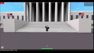 Star Spangled Banner in ROBLOX