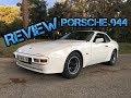 Review - Porsche 944 1986 (En Español)