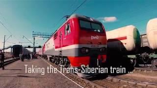 Steffi's Travel Vlog #10 - Trans Siberian train - part 1