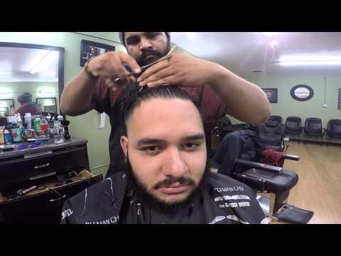 Haircut by Joseph de la Cruz