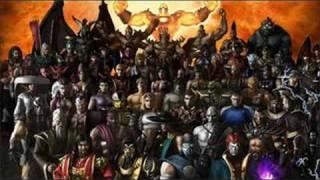 Mortal Kombat - HEAVY METAL VERSION  !