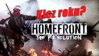 Homefront: The Revolution czyżby największy kicz tego roku?