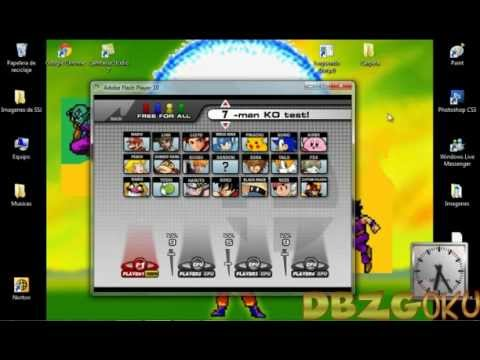 Como descargar super smash flash 2v0 8 loquendo youtube