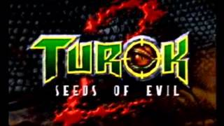 Turok 2 - Port of Adia Metal Cover