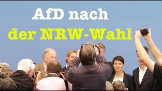 AfD-Spitze nach NRW: Petry, Pretzel, Weidel, Meuthen & Gauland - BPK vom 15. Mai 2017