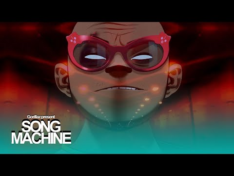 Gorillaz – Friday 13th ft. Octavian (Episode Four)