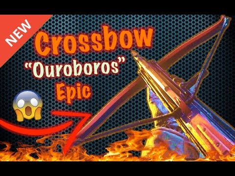 "*NEW* EPIC Crossbow ""Ouroboros"" (Halloween Scream EVENT) 