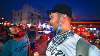 FARANG Alone in ISAAN AMNAT CHAROEN Thailand Thai Street Food Tour