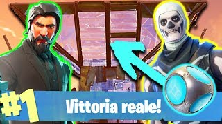 FORTNITE: PROVIAMO IL FORTE PORTATILE IN DUO COL PRO PLAYER POW3R!!