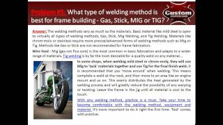 9 Motorcycle Frame Building Mistakes!