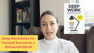 Download Review of Deep Work: Rules for Focused Success in a Distracted World