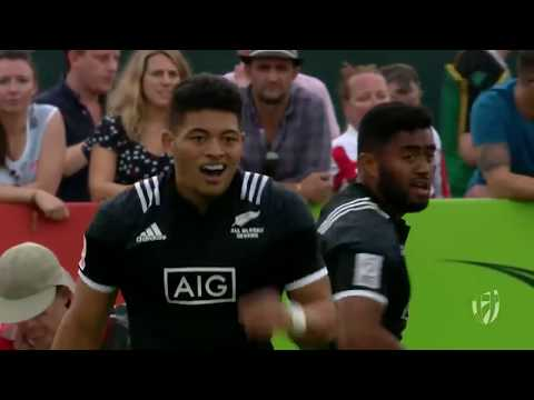 Highlights: New Zealand Win Big In Dubai