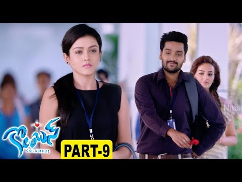 Columbus Latest Telugu Movie Part 9 - Sumanth Ashwin,Seerat Kapoor, Misthi