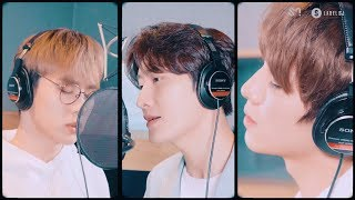 ZHOUMI '在你身旁 (I'll be there) (With KUN, XIAOJUN of WayV)' Recording Making Film