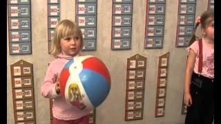 Обучение детей счету. Методика С. Полякова. Видеофрагмент 6