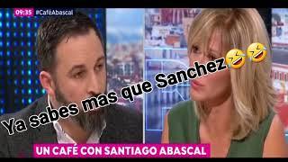 Santi Abascal vs Susana Griso.(Zasssscaaaa!!!)
