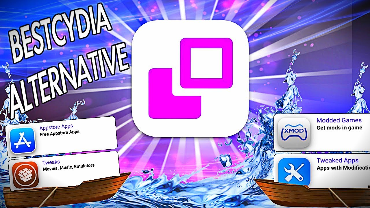 (2019) New Best Cydia Alternative!(Modded Games, Free Paid Games,Free  Movies, & MORE)