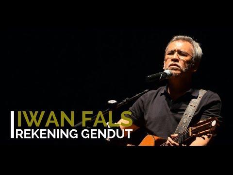 Iwan Fals - Rekening Gendut + Lirik - Lagu Tidak Beredar