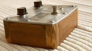 Guitar pedal - how it