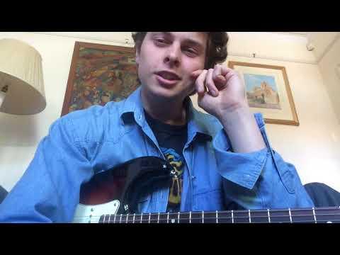Radiohead - Weird Fishes/Arpeggi Guitar Tutorial And Lesson