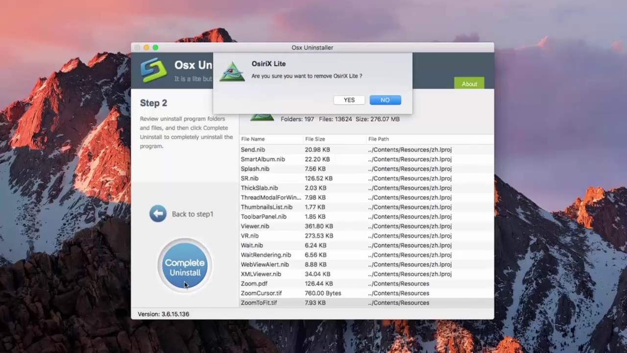 Osx Uninstaller: How to Uninstall OsiriX (Lite) on Mac