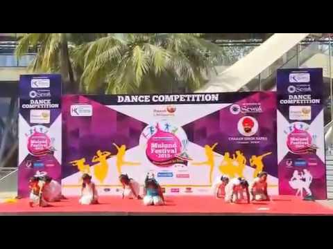 Vande Mataram |ABCD 2 | Freestyle Theme Dance | Choreographed by: Tushar Sir |