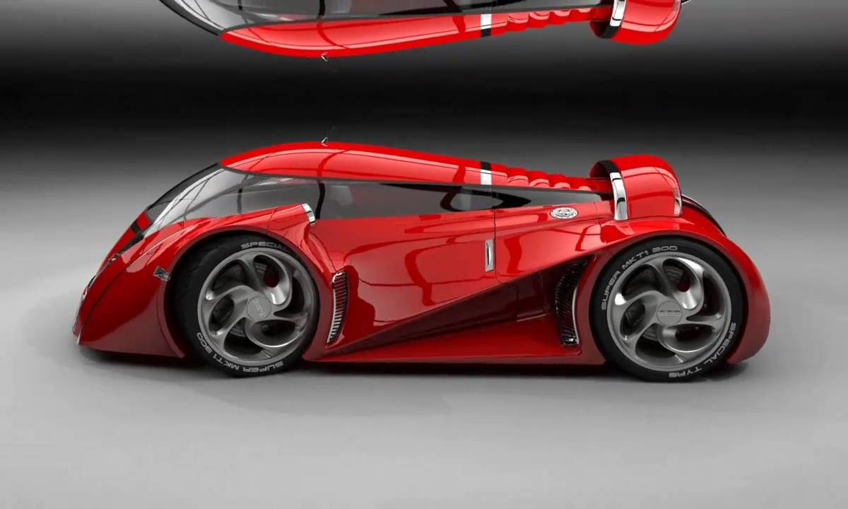 Ubo Concept Car Updated Youtube