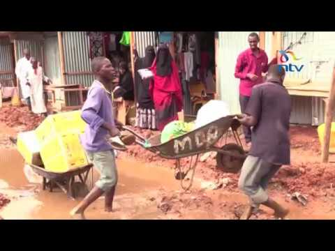 Transport, businesses disrupted after heavy rains hit Garissa