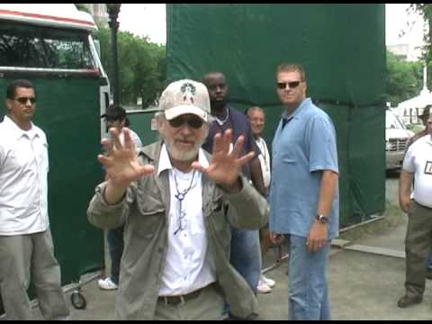what camera does steven spielberg use